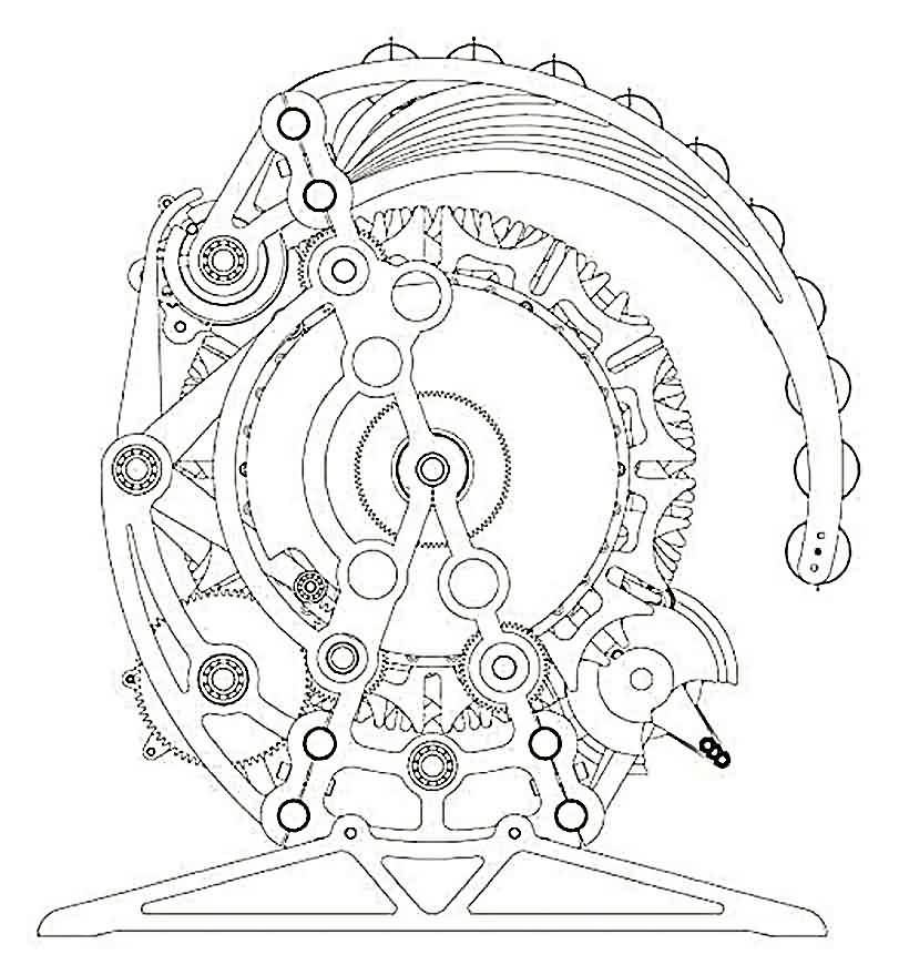 23biomechanical tattoo idea