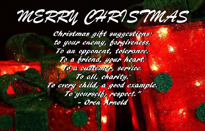 25 - Merry christmas quotes and saying