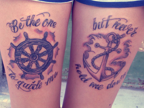28anchor tattoo