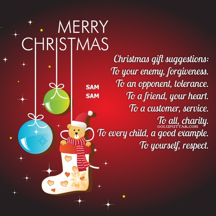 3 - christmas quotes and sayings