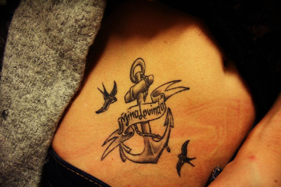 32anchor tattoo