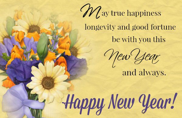 39  - Happy new year quotes and  sayings