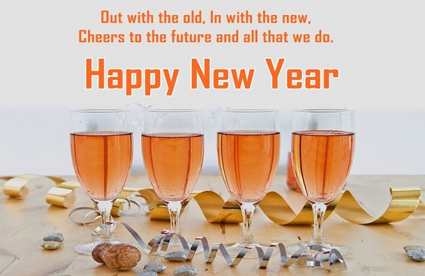 41  - Happy new year quotes and  sayings