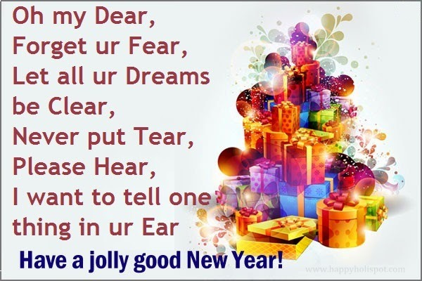 47  - Happy new year quotes and  sayings