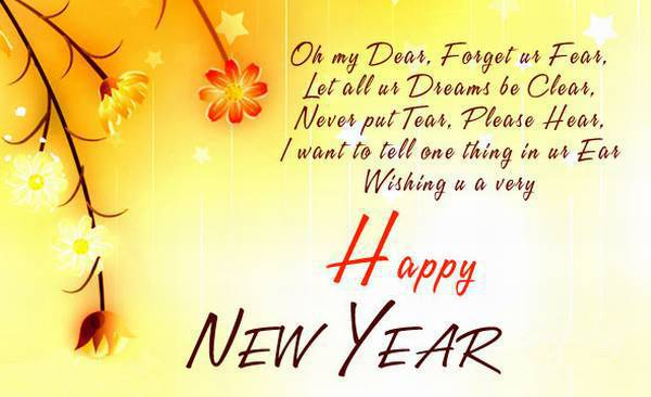 48  - Happy new year quotes and  sayings