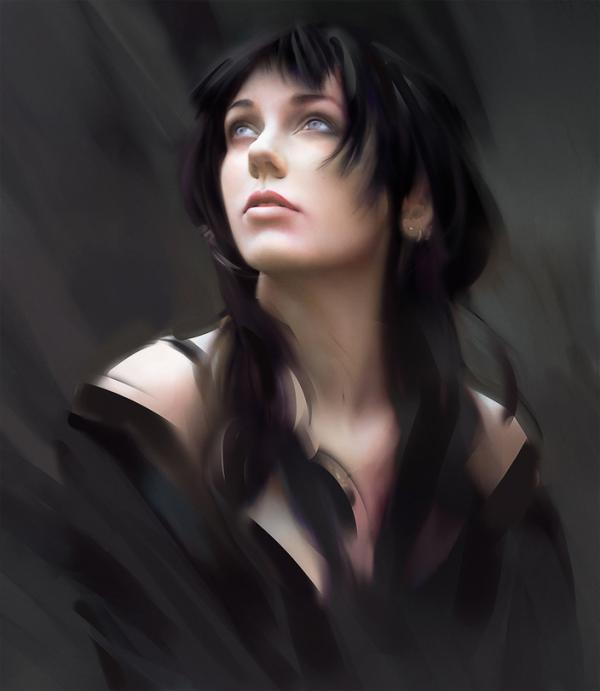 5-Digital-portrait-by-Lin-Ran