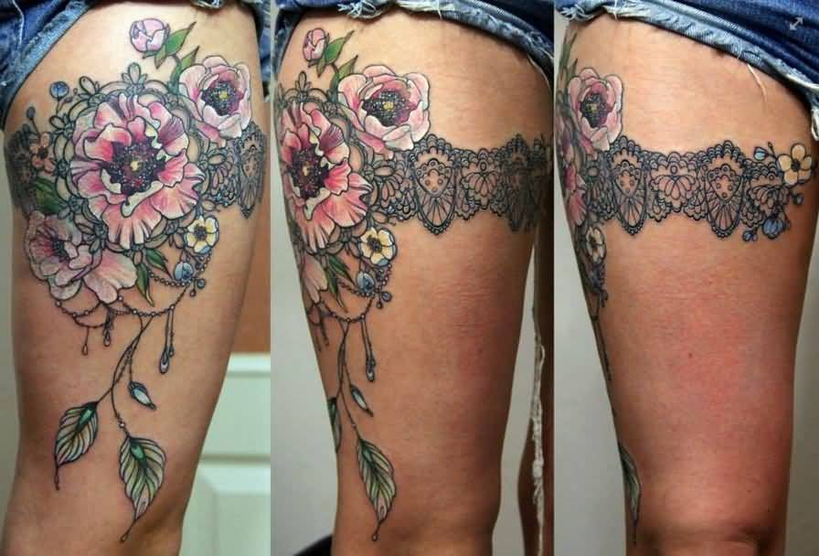 5leg tattoo idea