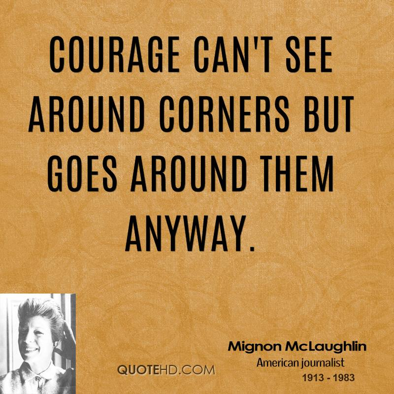 69Quotes About Courage