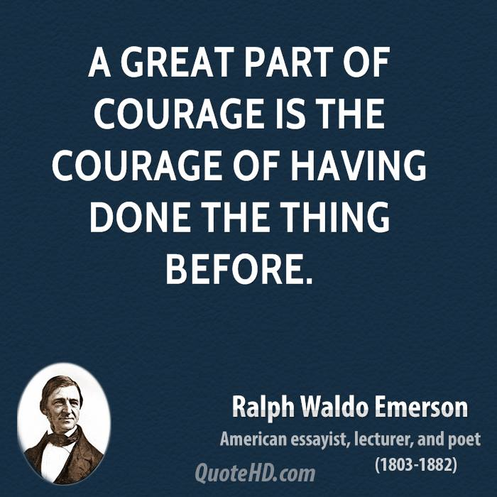 6Quotes About Courage