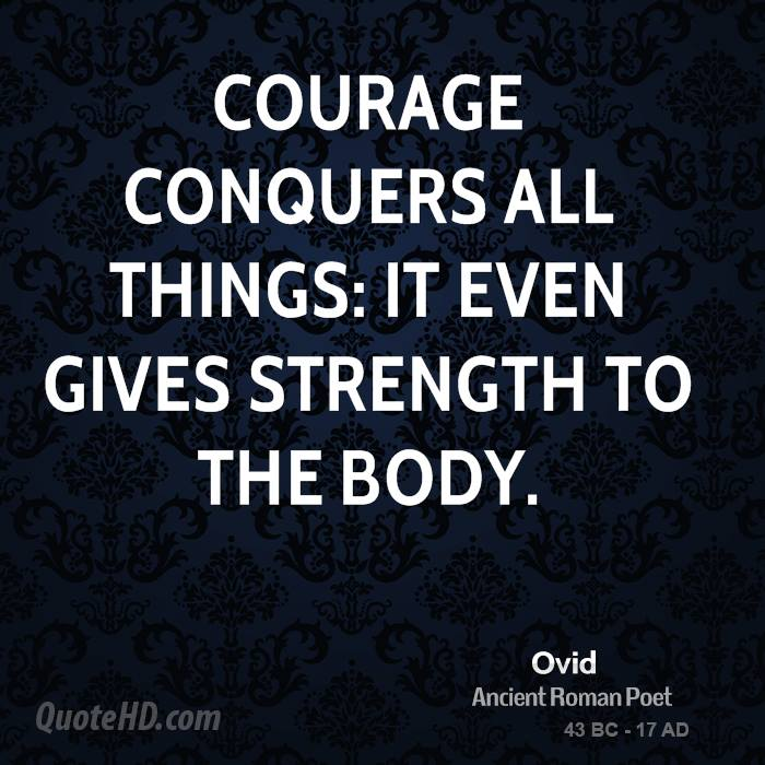70Quotes About Courage