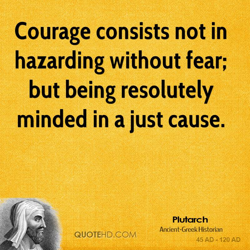 72Quotes About Courage
