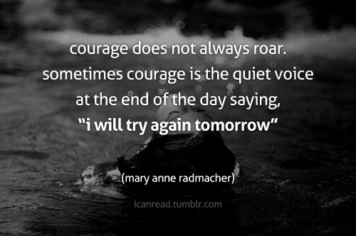 73Quotes About Courage
