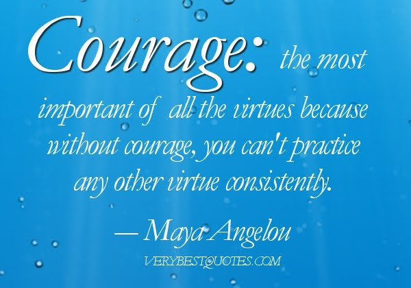 75Quotes About Courage
