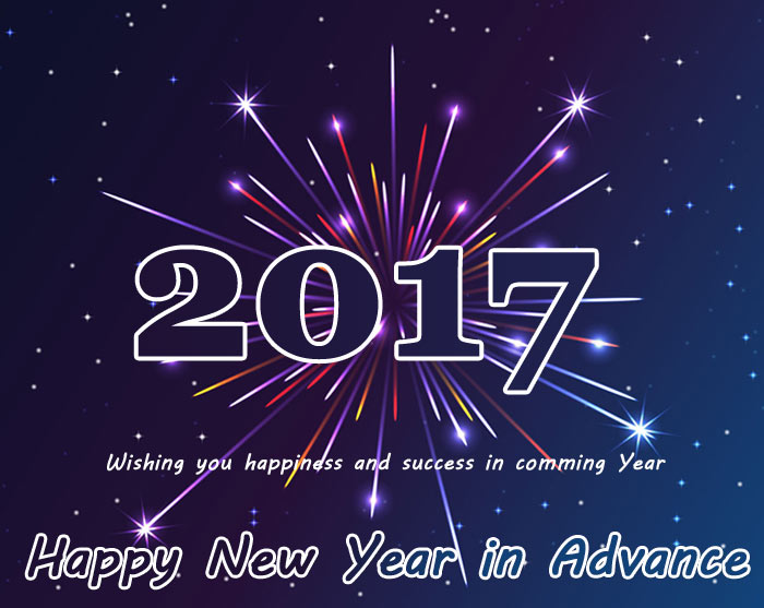 8  - Happy new year wishes and  Quotes