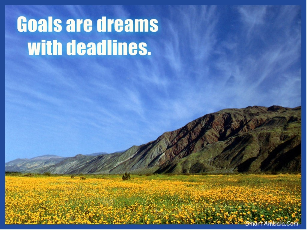 goals-are-dreams-with-deadlines-goal-quote-2