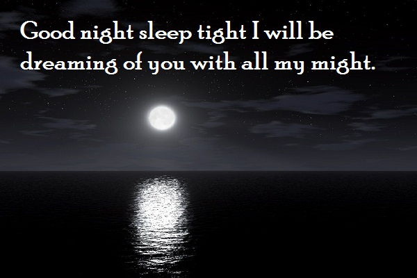 good-night-sleep-tight-i-will-be-dreaming-of-you-with-all-my-might-good-night-quote