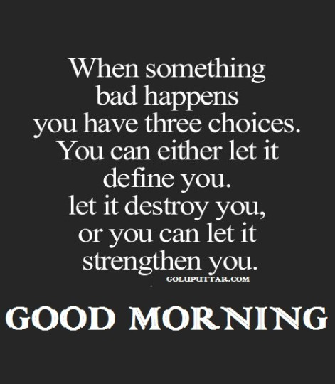 inspiring good morning quotes and sayings - 78676