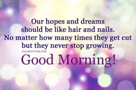 sms-goog-morning-quotes-purple-dream-hope