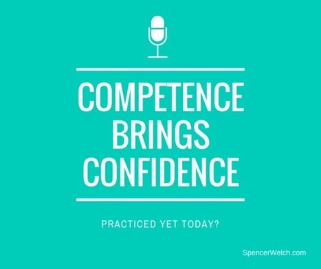 Competence Brings Confidence