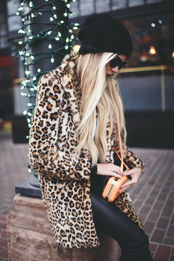 Leopard-Pattern-Coat