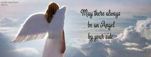 May there always be an angel by your side.