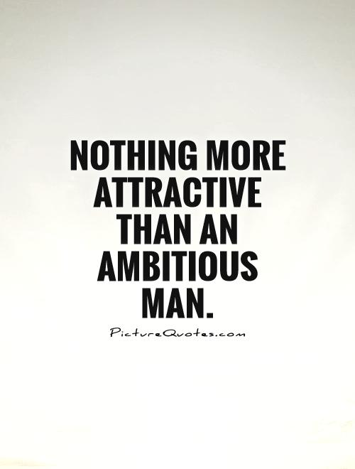 There's nothing more attractive than a good man. Kieran Kramer