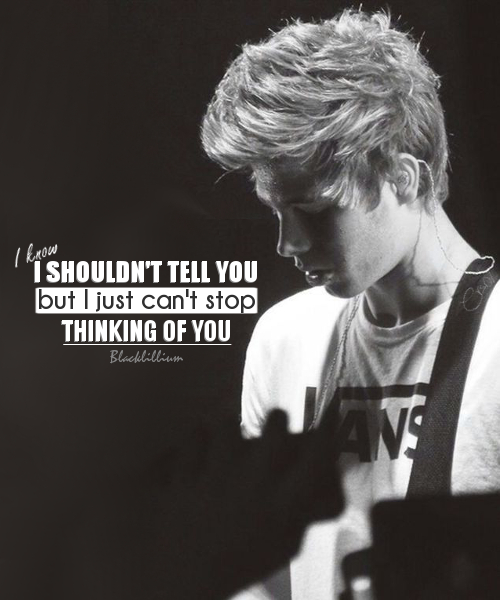 5SOS quotes about thinking of you - 8787423