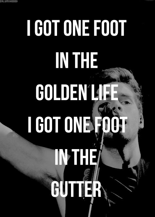 5sos quotes and sayings images  about golden life - 767987