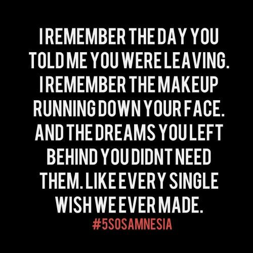 5sos quotes and sayings images about makeup