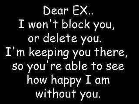 Amazing Sad Love quotes about Ex relationship