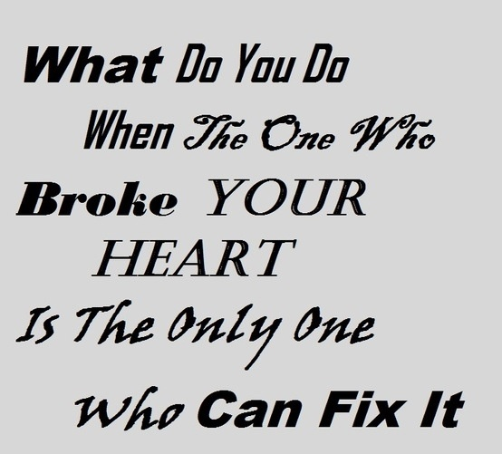 Best sad love quotes and sayings about broking heart
