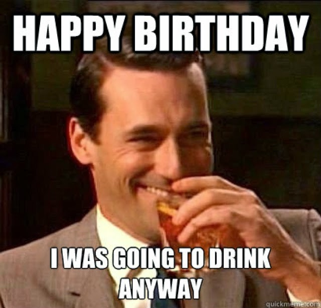 Birthday memes funny pictures - 887686