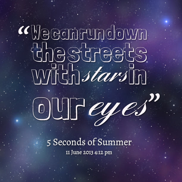 Fantastic 5sos quotes and graphical images about feeling stressed -6665