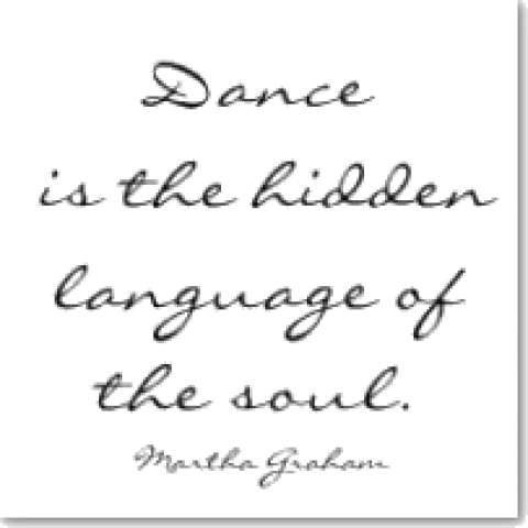 amazing dance quotes