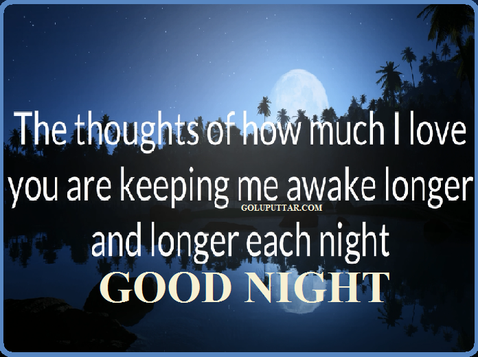 awesome good night thoughts - 778687