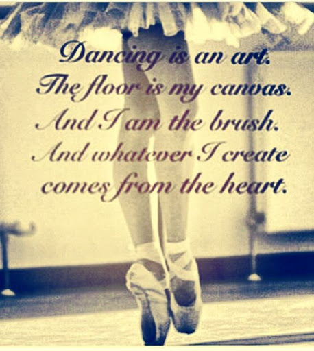 dance art quotes