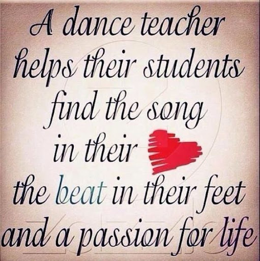 dance passion for life quote