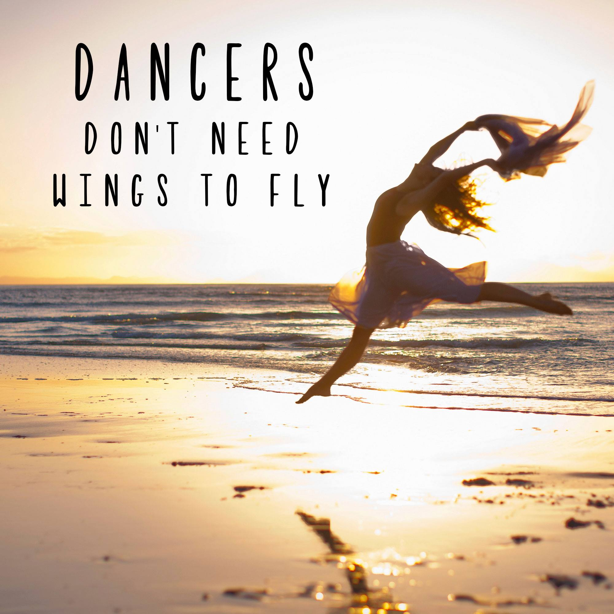 dance wings quotes