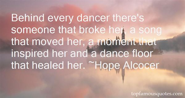 dancer dance quote