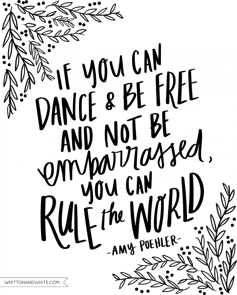 free dance quotes