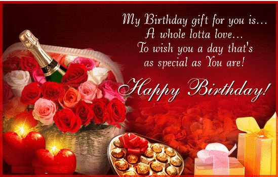 free happy Birthday wishes - birthday greetings 002