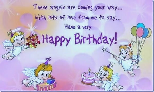 free happy Birthday wishes - birthday greetings 003