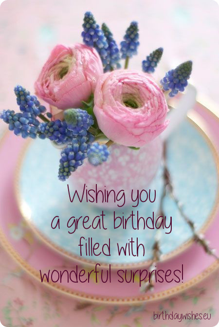 free happy Birthday wishes - birthday greetings 015