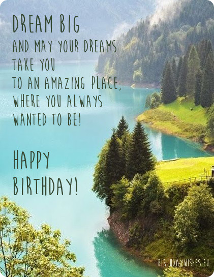 free happy Birthday wishes - birthday greetings 021