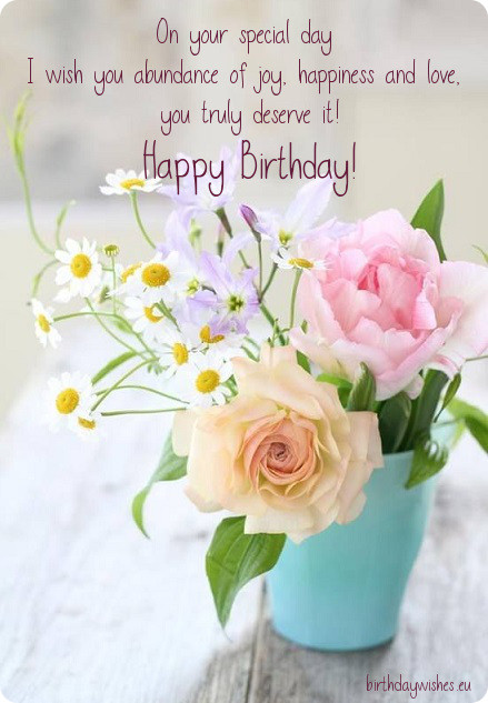 free happy Birthday wishes - birthday greetings 023