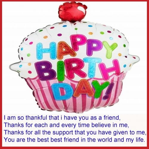 free happy Birthday wishes - birthday greetings 050