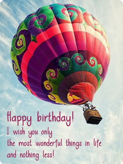 free happy Birthday wishes - birthday greetings 055