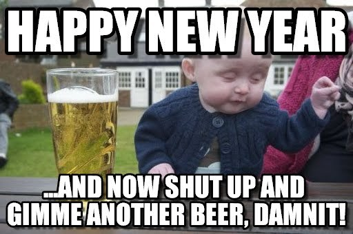 funny new year memes images best - 76876786