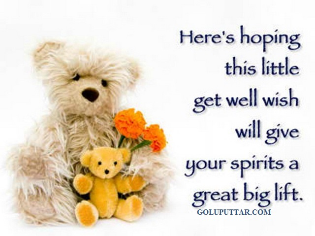 get well soon quotes and sayings for friends and family - 061