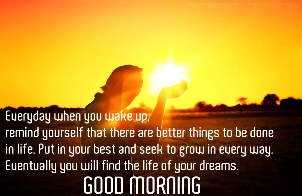 good morning love quotes & sayings - 0066663354536